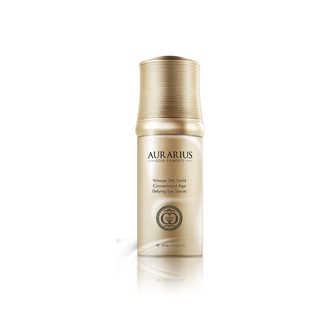 Virtuose 24k Gold Concentrated Age Defying Eye Serum