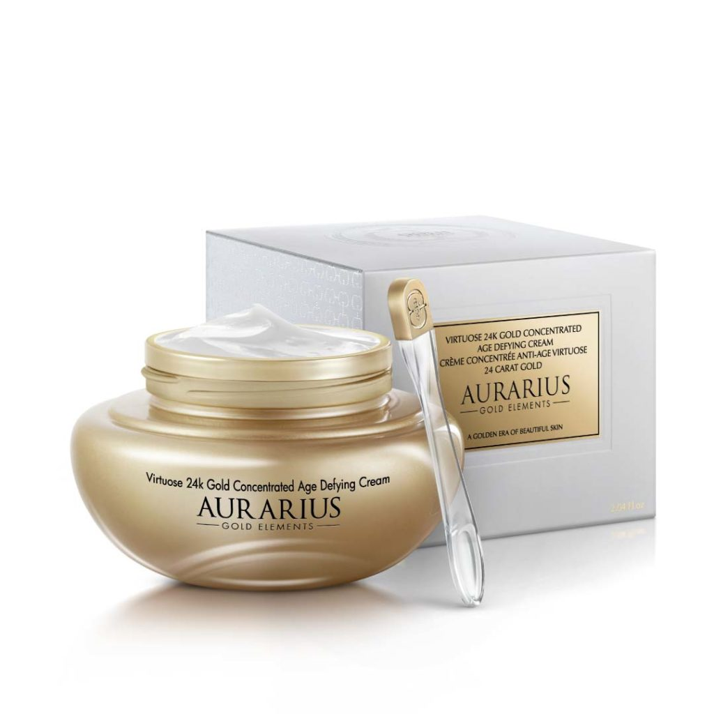 Virtuose 24K Gold Concentrated Age Defying Cream